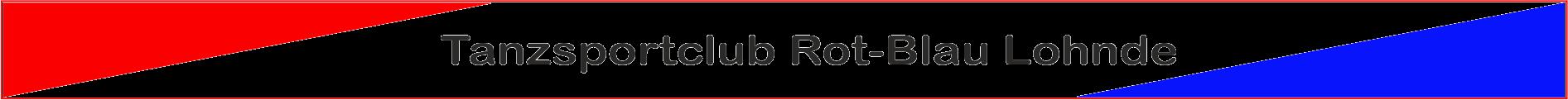 Tanzsportclub Rot-Blau Lohnde